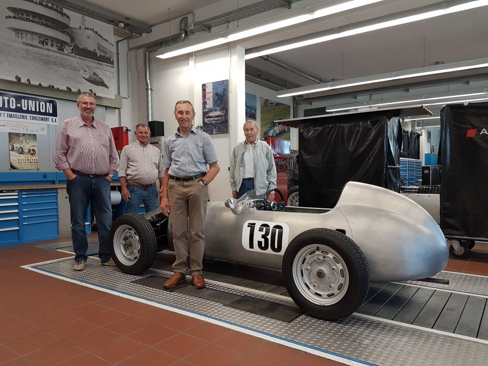 Scuderia Hartmann-Hartmann DKW Formel Junior von Audi