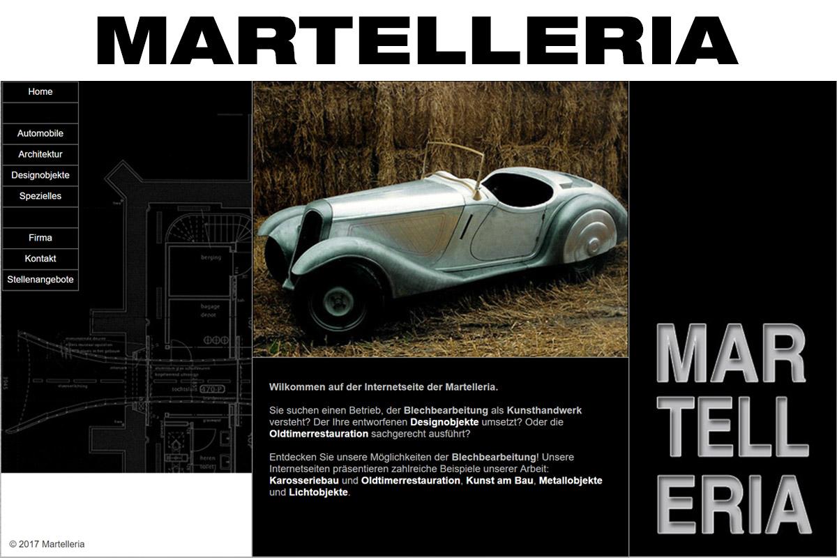 Scuderia Hartmann |  Vielen Dank an Martelleria für die großartige Unterstützung!